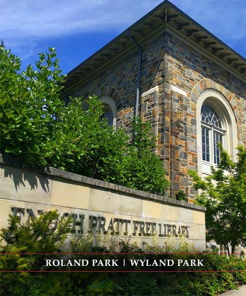 Roland Park | Wyman Park
